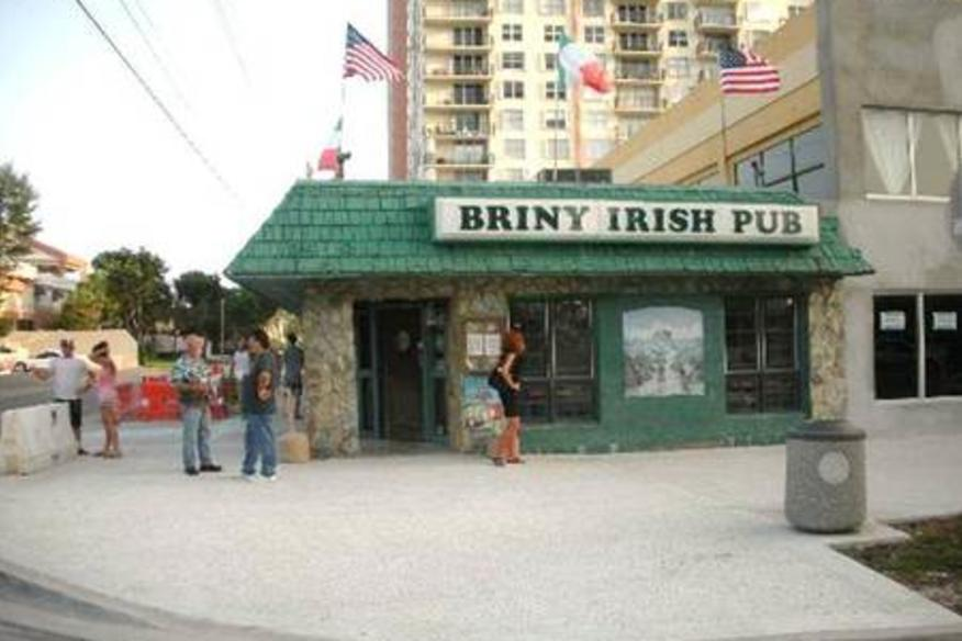 BRINY POMPANO IRISH BAR AND RESTAURANT