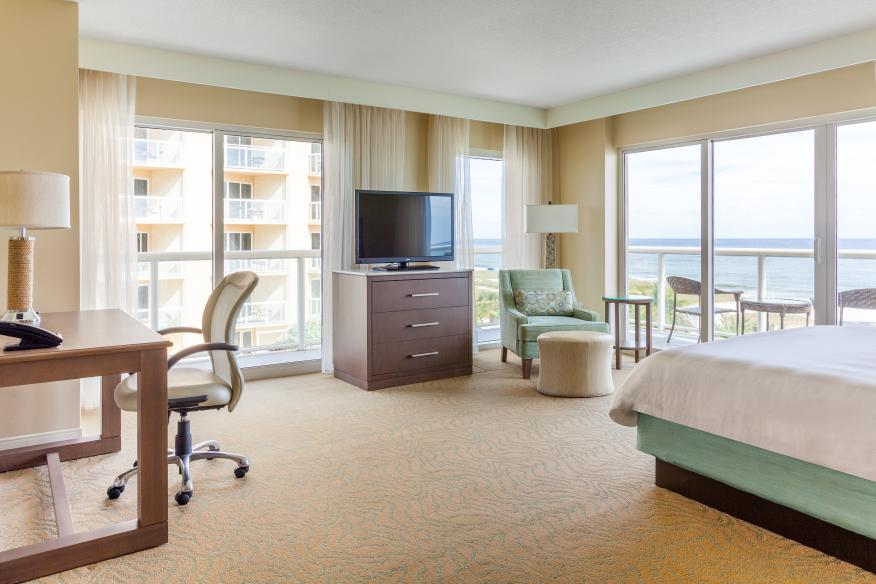 Larger Oceanfront Guest Room