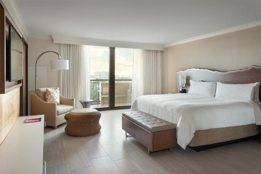 Atlantic Suite - Bedroom