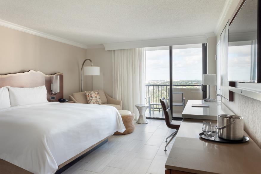 Intracoastal King Guest Room
