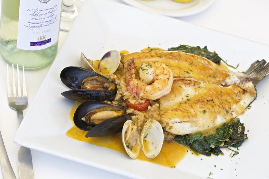 Love Seafood