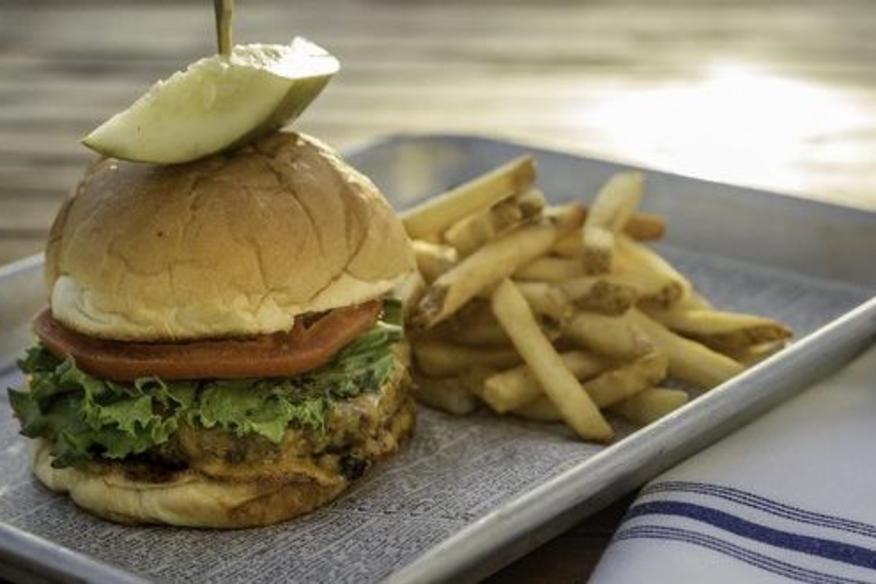 Pelican Landing Burger