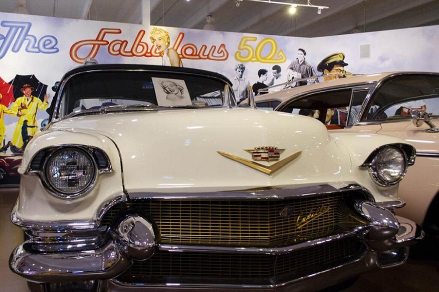 Fabulous 50s cars