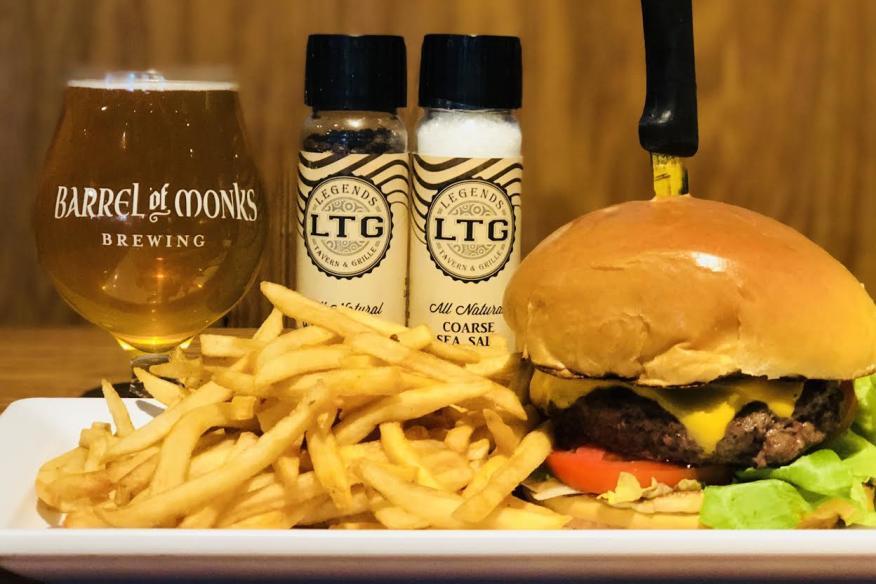 Legends Burger & Beer