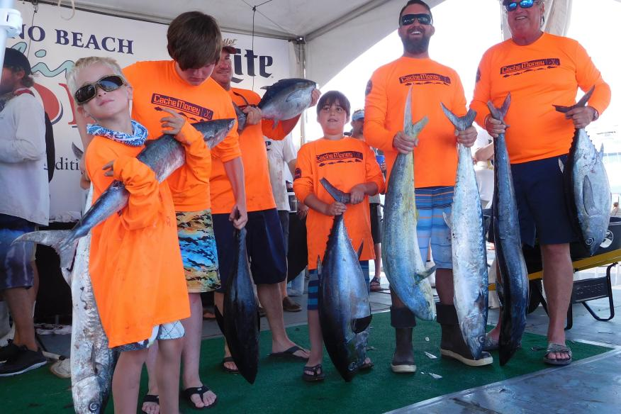 Pompano Beach is S. Florida's saltwater fishing capital!