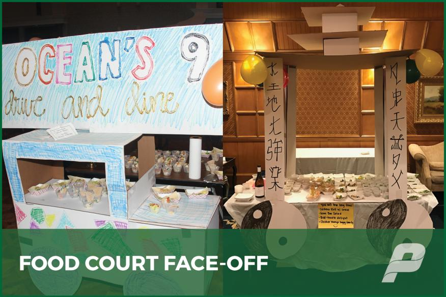 Food Court Face-Off