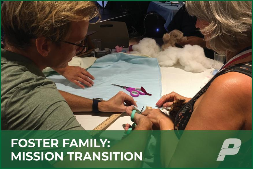 Foster Family: Mission Transition
