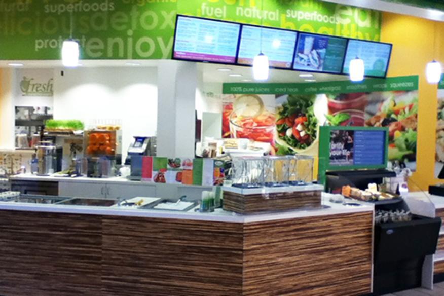 Fresh Health CAFE