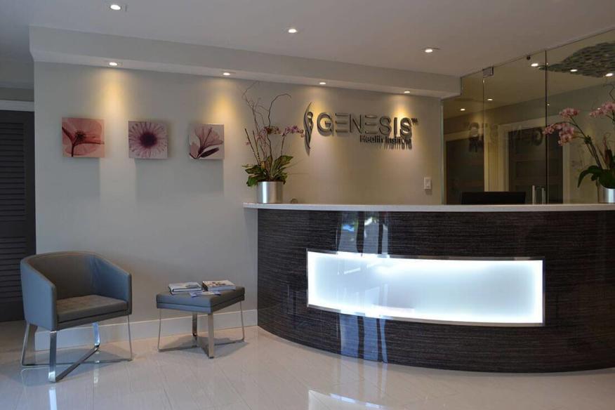 Genesis Health Spa - Lobby