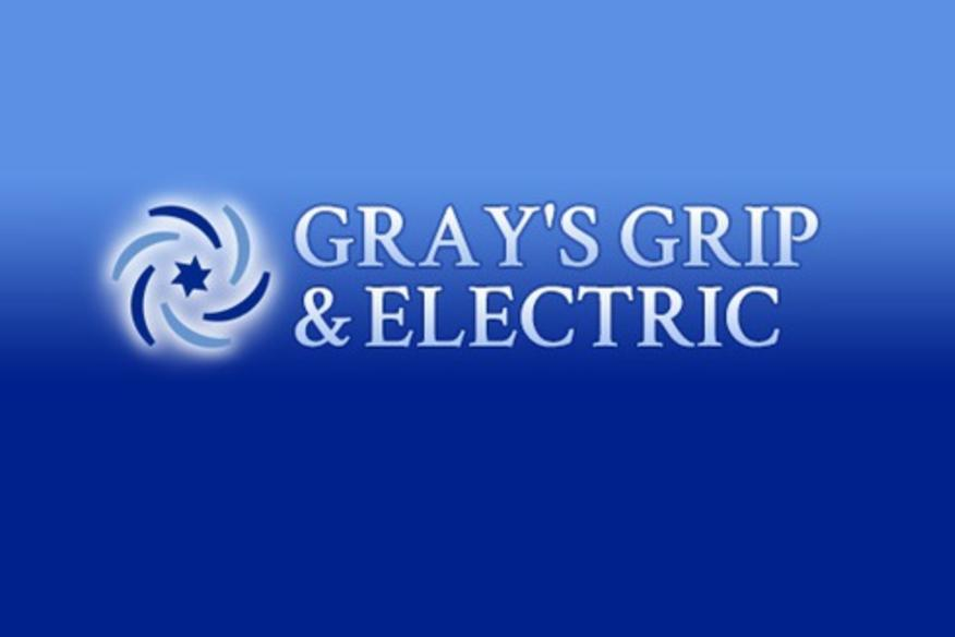 Gray's Grip Logo