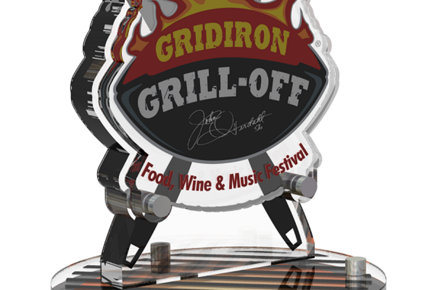 Gridiron Grill Off Award