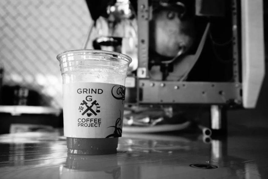 Grind Cup