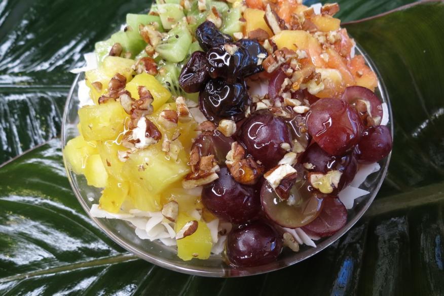 Guava Smoothie Bowl