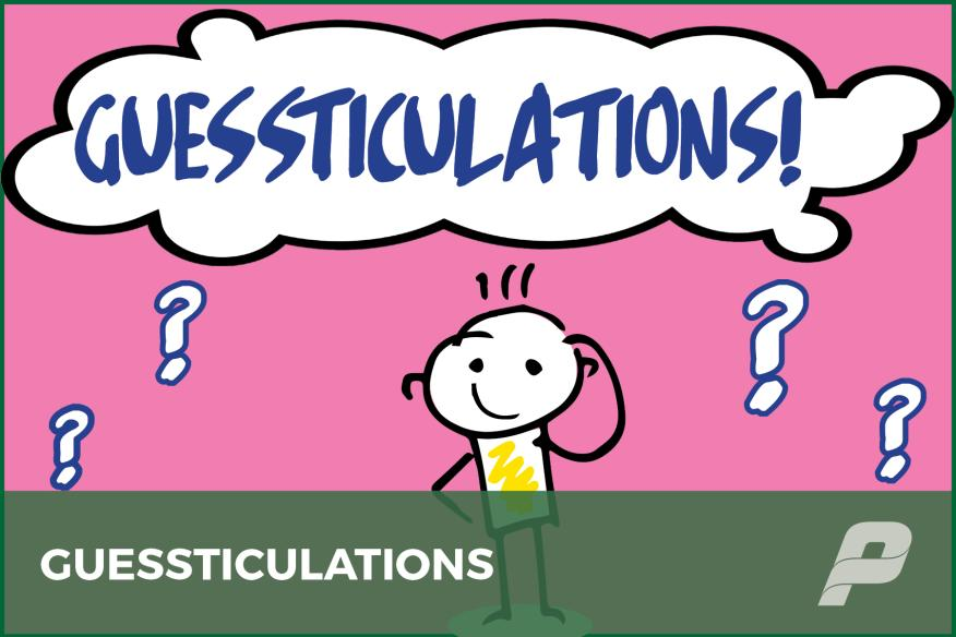 Game Show: Guessticulations!