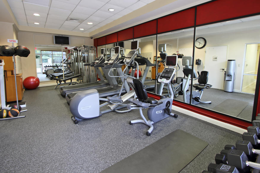 Complimentary 24/7 Fitness Center