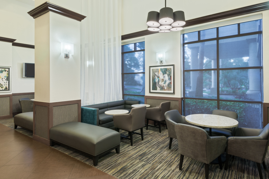 Hyatt Place Plantation Gallery Seating
