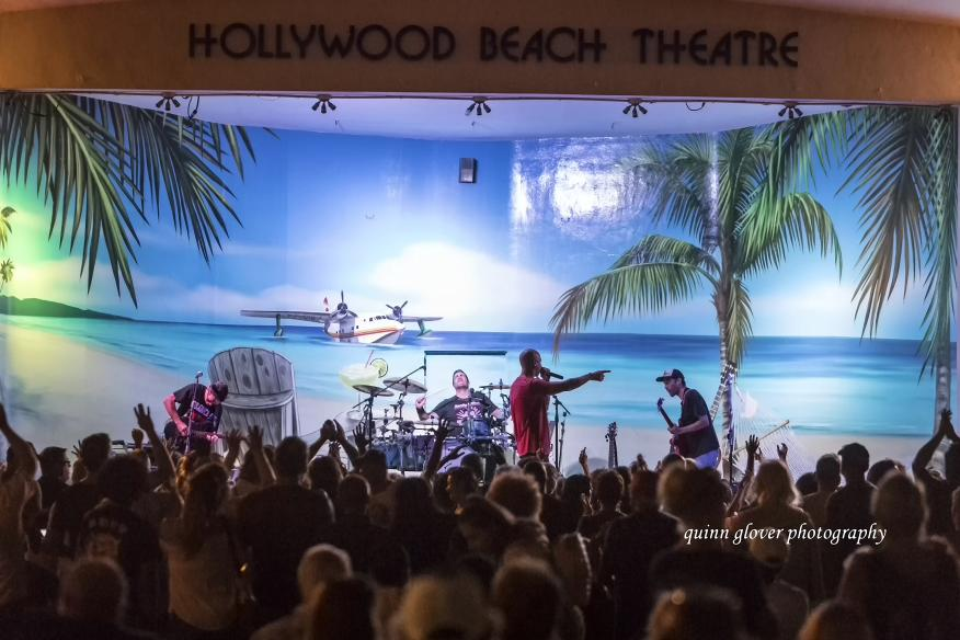Margaritaville Hollywood Live - Beach Bandshell - 6