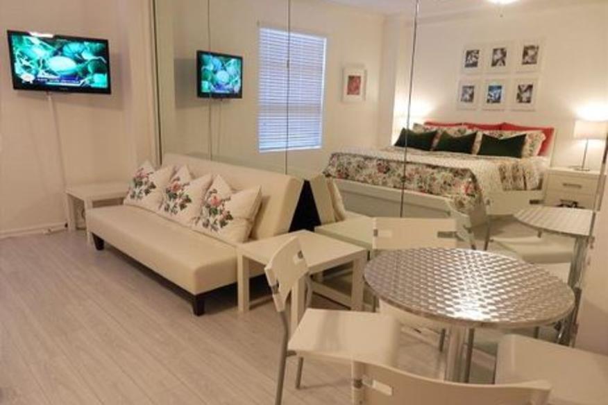Hollywood Beach Resort #432 Studio XL King Full Ocean View