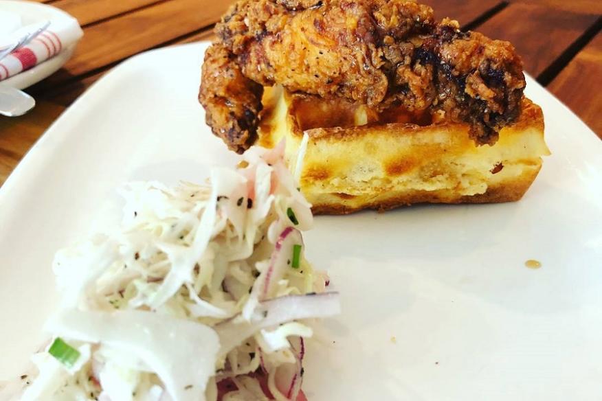 Taste of Chicken & Waffles