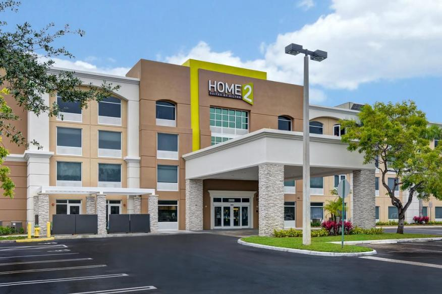 HOME2 SUITES BY HILTON MIRAMAR-FORT LAUDERDALE