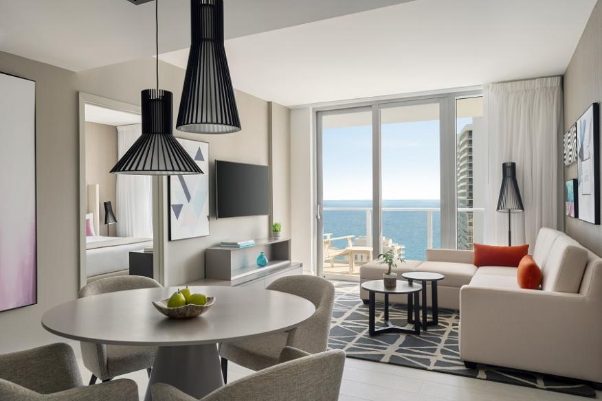 Ocean View 2-bedroom Condo