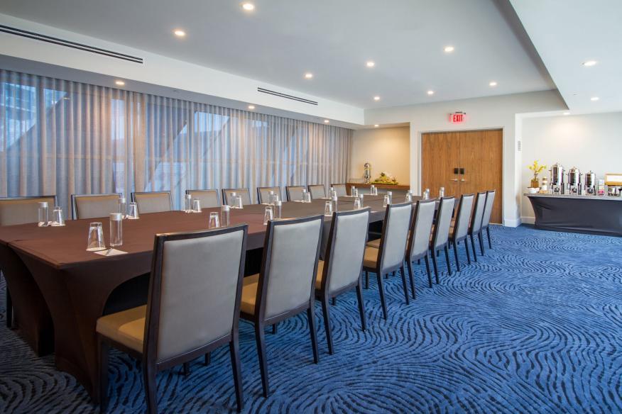 Meeting Space - Boardroom (2)