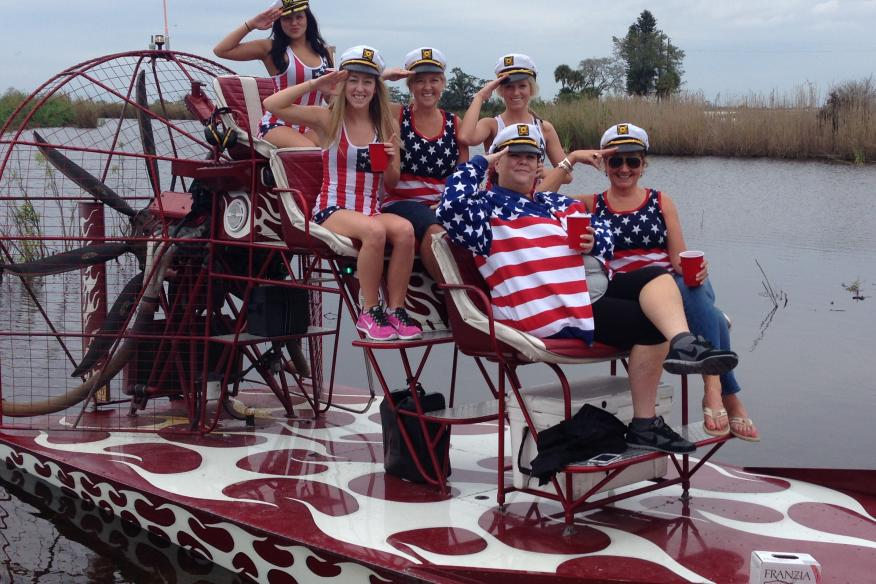 a1a airboat