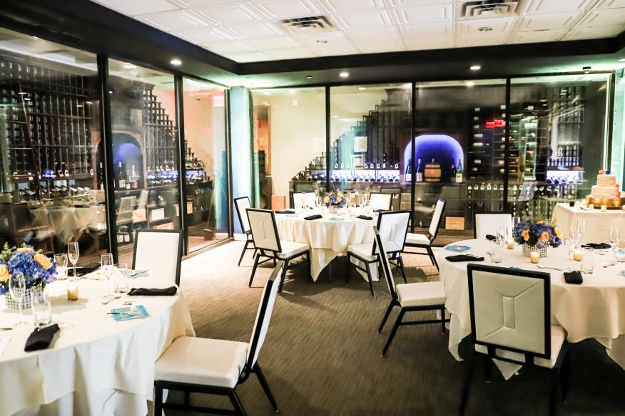 Private Dining at Wild Sea