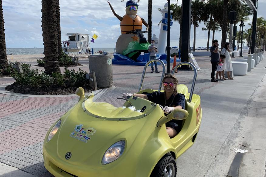 Scoot Coupe Ride