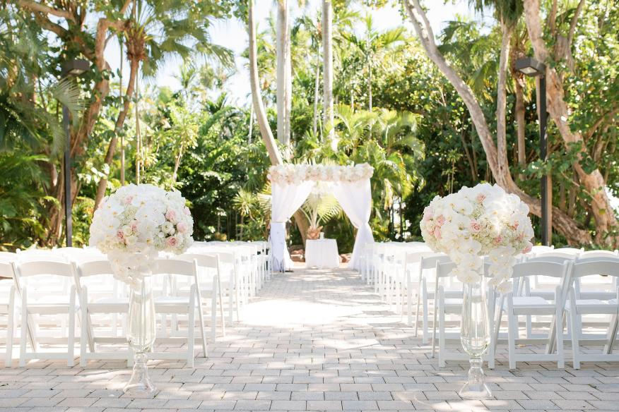 Wedding in the Gardens 2