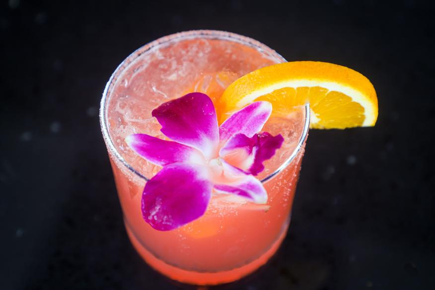 Delicious Drinks at our Happy Hour