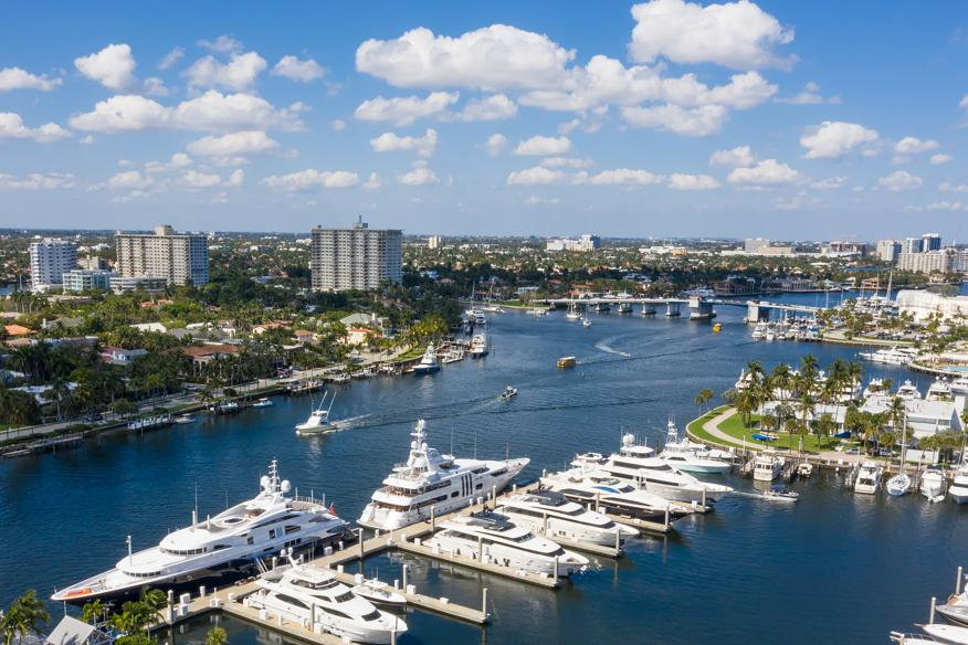 Intracoastal Waterway