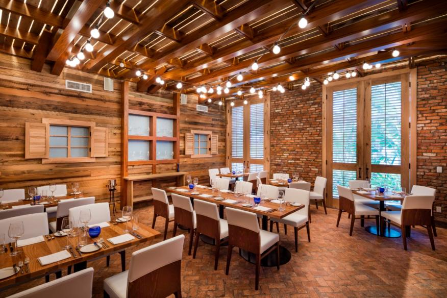 JWB Private Dining Area - 2