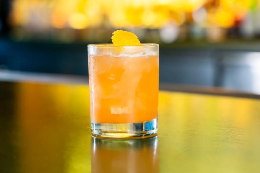 JWB Sunset Cocktail - 1