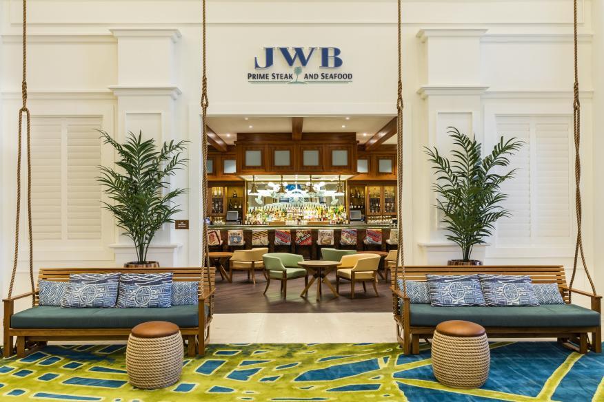 JWB Prime - Entrance Area