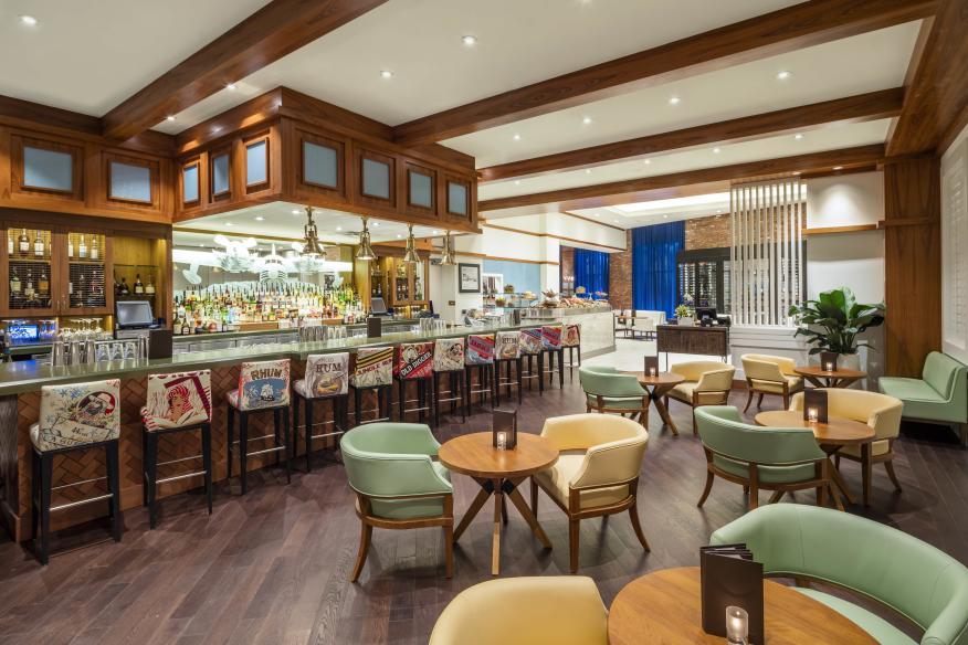 JWB Prime - Bar and Lounge Area