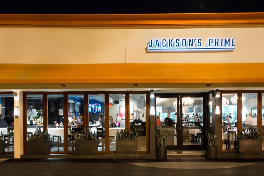 jackson's exterior
