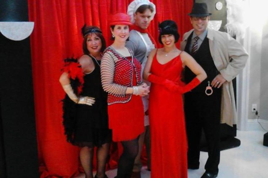 1920s-Themed Mystery Event
