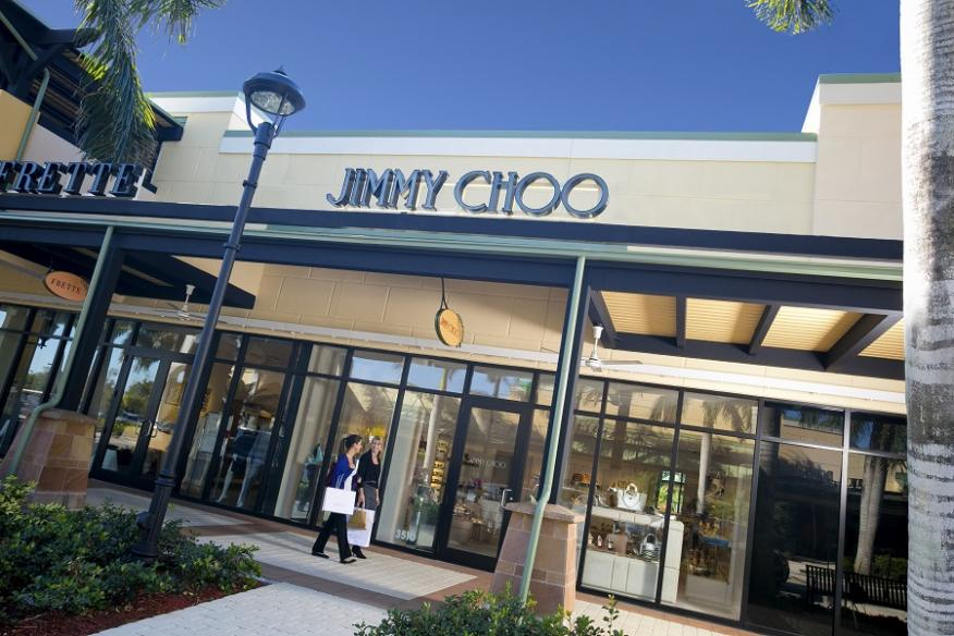 Jimmy Choo at the Colonnade