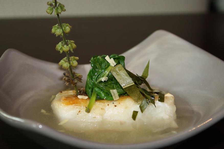 Lemongrass Seabass