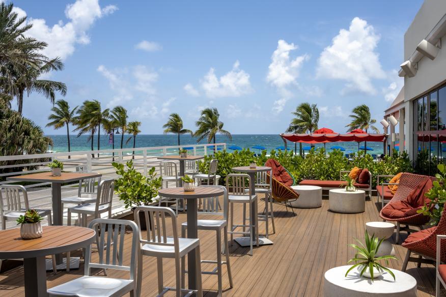 Lona Tequila Terrace