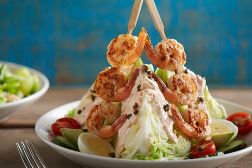 Margaritaville Shrimp Salad