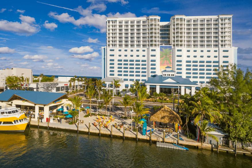 Margaritaville Hollywood Resort/ Water Taxi Stop H1