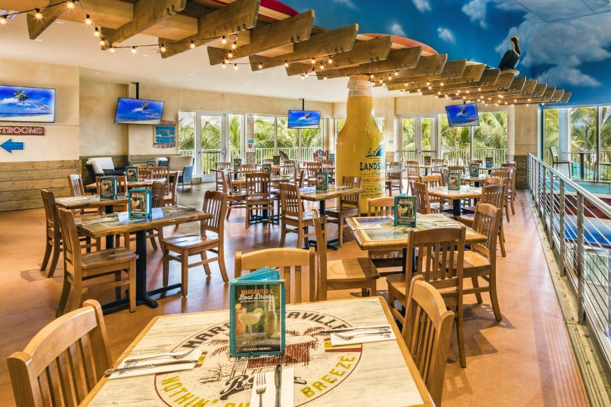 Margaritaville Restaurant - Private Party/Event Dining Area