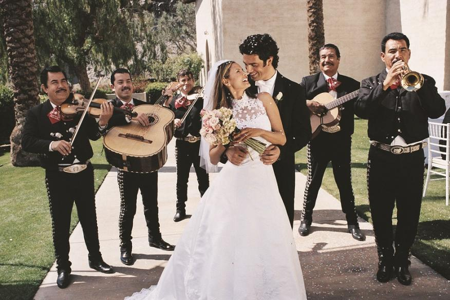 Mariachi with B&G