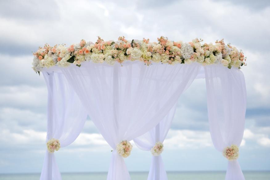 Wedding Canoopy