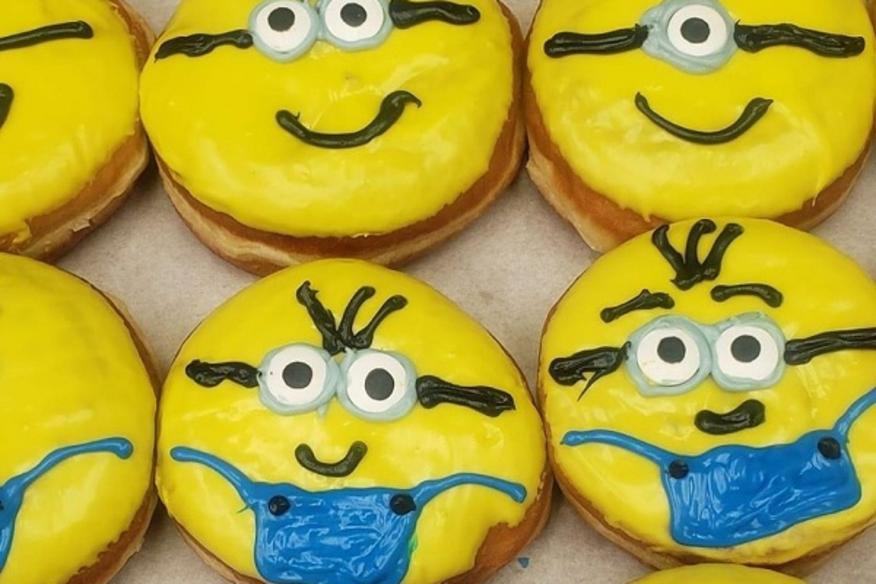 Minion donuts