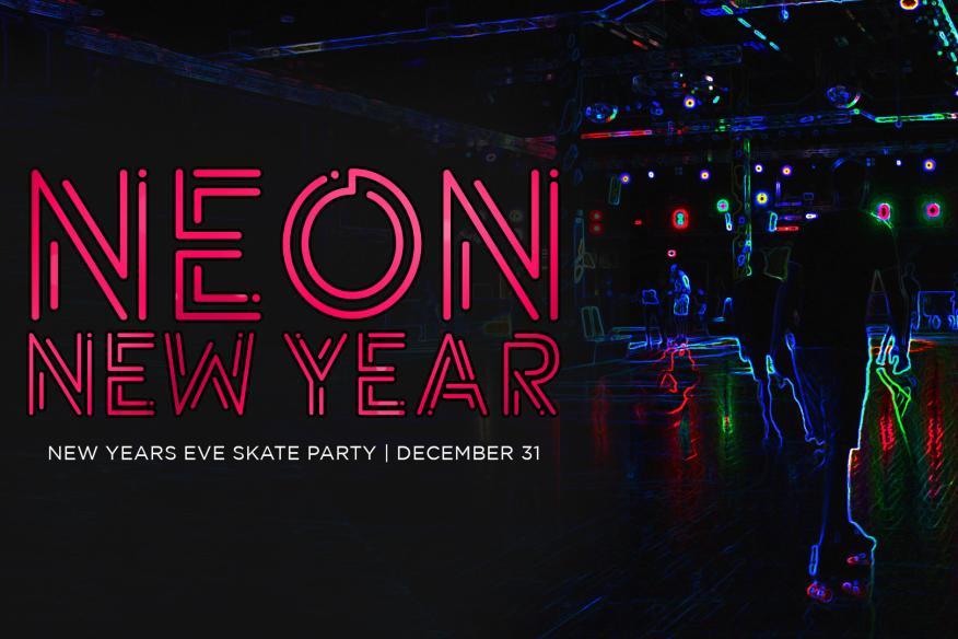 Neon New Year 2019