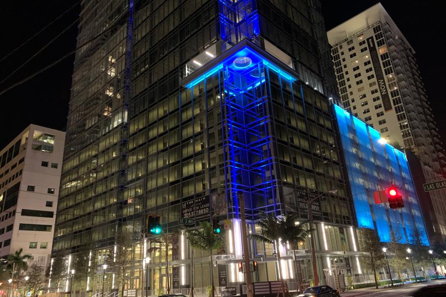 New Downtown Bldg