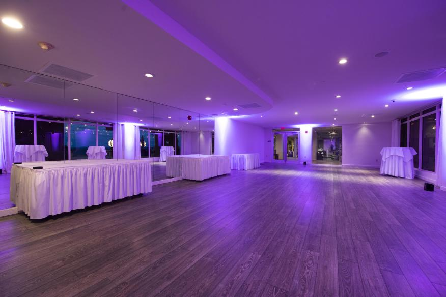 OceanView Room - Event Space